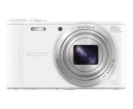 Sony DSC-WX350 biały - 177414 - zdjęcie 1