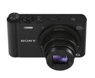 Sony DSC-WX350 czarny - 177411 - zdjęcie 6