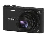 Sony DSC-WX350 czarny - 177411 - zdjęcie 1