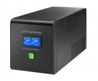 Power Walker VI 1000 PSW (1000VA/700W, 4xIEC, AVR, USB, LCD) - 176711 - zdjęcie 1