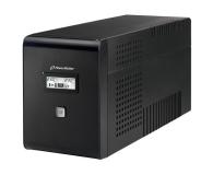 Power Walker VI 1500 LCD (1500VA/900W, 2xPL/IEC, USB, LCD, AVR) - 176814 - zdjęcie 1