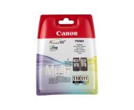 Canon Zestaw 2 tuszów PG-510 + CL-511  - 178087 - zdjęcie 1