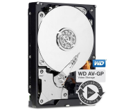 WD 3TB IntelliPower 64MB AV-GP - 152831 - zdjęcie 1