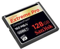 SanDisk 128GB Extreme Pro zapis 150MB/s odczyt 160MB/s  - 179835 - zdjęcie 2