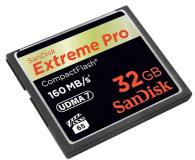 SanDisk 32GB Extreme Pro zapis 150MB/s odczyt 160MB/s  - 179833 - zdjęcie 2