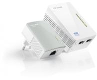 TP-Link TL-WPA4220 KIT PowerLine LAN+WiFi 500Mb/s (2 szt) - 180652 - zdjęcie 2