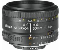 Nikon Nikkor AF 50mm f/1.8D  - 188491 - zdjęcie 2