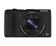 Sony DSC-HX60 czarny - 177373 - zdjęcie 1