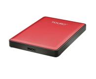 Hitachi 500GB 7200obr. USB 2,5'' czerwony USB 3.0 Touro S - 182284 - zdjęcie 2