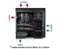 SilentiumPC Gladius M30 Pure Black - USB 3.0  - 201588 - zdjęcie 8