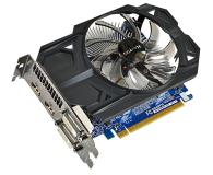 Gigabyte GeForce GTX750 2048MB 128bit OC - 180226 - zdjęcie 1