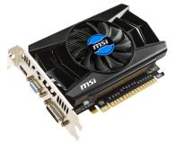 MSI GeForce GTX750 2048MB 128bit OC V1 - 187486 - zdjęcie 1