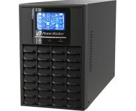 Power Walker VFI 2000 LCD (2000VA/1600W, 8xIEC, USB, LCD, AVR) - 178306 - zdjęcie 1