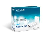 TP-Link Zestaw adapterów PoE TL-POE200 nadajnik+odbiornik - 200611 - zdjęcie 2
