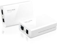 TP-Link Zestaw adapterów PoE TL-POE200 nadajnik+odbiornik - 200611 - zdjęcie 1