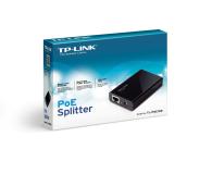 TP-Link Splitter PoE 1Gbit (PoE -> LAN+DC) odbiornik - 200606 - zdjęcie 5