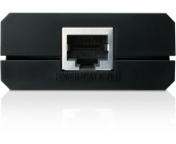 TP-Link Injector PoE 1Gbit (LAN+DC -> PoE 15,4W) nadajnik - 200607 - zdjęcie 3