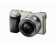 Sony ILCE A6000 + 16-50mm srebrny - 189760 - zdjęcie 1