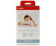 Canon KP-108IN -108 szt 10x15cm (papier+folia barwiąca)  - 203138 - zdjęcie 1