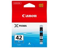 Canon CLI-42C cyan (do 600 zdjęć) - 203205 - zdjęcie 1
