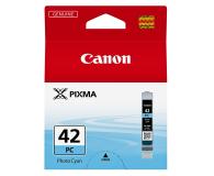 Canon CLI-42PC foto cyan (do 292 zdjęć) - 203208 - zdjęcie 1