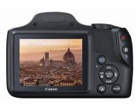 Canon PowerShot SX520 HS Czarny   - 204380 - zdjęcie 2