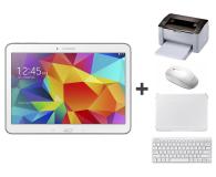Samsung Galaxy Tab 4 T530 + drukarka WiFi M2022W + zestaw - 208418 - zdjęcie 1