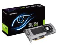 Gigabyte GeForce GTX980 4096MB 256bit  - 208626 - zdjęcie 1