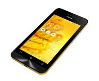 ASUS Zenfone 4 Z2520/1GB/8GB IPS Android 4.4 Żółty - 209944 - zdjęcie 3