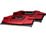 G.SKILL 16GB 3200MHz Ripjaws V CL15 Red (2x8GB) - 427810 - zdjęcie 2