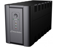 Power Walker VI 1200 (1200VA/600W) 2xPL 2xIEC USB - 176816 - zdjęcie 3