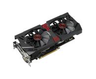 ASUS Radeon R9 380 2048MB 256bit DirectCu II Strix OC - 244752 - zdjęcie 2