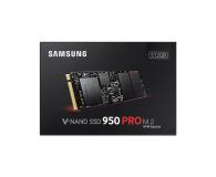 Samsung 512GB 1,8'' Seria 950 Pro M.2 2280 nvm  - 263886 - zdjęcie 3