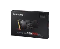 Samsung 512GB 1,8'' Seria 950 Pro M.2 2280 nvm  - 263886 - zdjęcie 4