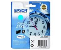 Epson T2712 cyan 27XL 1100str. (C13T2712401)  - 247830 - zdjęcie 1