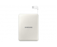 Samsung Power Bank 8400mAh biały - 253393 - zdjęcie 1