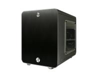 Raijintek METIS Mini-ITX czarna z oknem - 266457 - zdjęcie 1