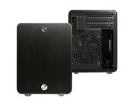 Raijintek METIS Mini-ITX czarna z oknem - 266457 - zdjęcie 4