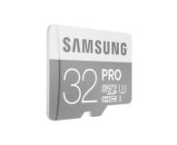 Samsung 32GB microSDHC Pro zapis 80MB/s odczyt 90MB/s  - 268168 - zdjęcie 3