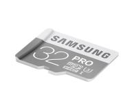 Samsung 32GB microSDHC Pro zapis 80MB/s odczyt 90MB/s  - 268168 - zdjęcie 2