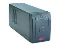 APC Smart-UPS SC (420VA/260W, 4xIEC, RJ-45, AVR) - 260384 - zdjęcie 1