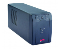 APC Smart-UPS SC (620VA/390W, 4xIEC, RJ-45, AVR) - 260387 - zdjęcie 3