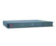 APC Smart-UPS SC (450VA/280W, 4xIEC, RJ-45, AVR - 1U) - 260379 - zdjęcie 1