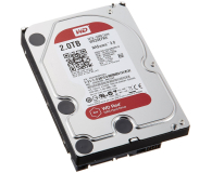 WD RED 2TB IntelliPower 64MB  - 103164 - zdjęcie 3