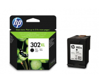 HP 302XL F6U68AE black 480str.  - 272334 - zdjęcie 2