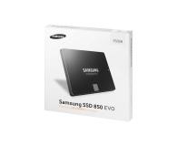 Samsung 250GB 2,5'' SATA SSD Seria 850 EVO - 216483 - zdjęcie 8
