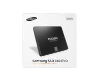 Samsung 250GB 2,5'' SATA SSD Seria 850 EVO - 216483 - zdjęcie 9