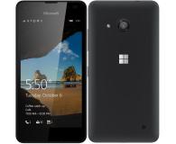 Microsoft Lumia 550 LTE czarny - 263652 - zdjęcie 1