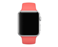 Apple Silikonowy do Apple Watch 42 mm różowy - 273668 - zdjęcie 5