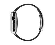 Apple Pasek Nowoczesna Klamra do koperty 38mm S czarny - 274024 - zdjęcie 3